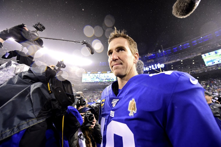 Image: Eli Manning