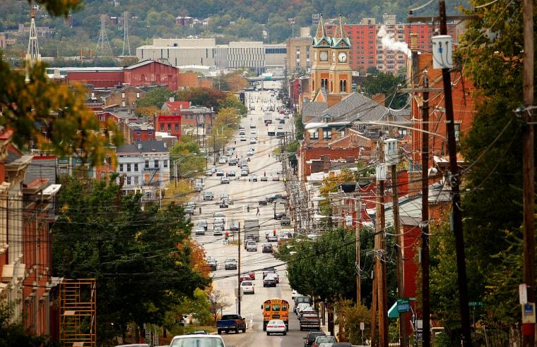 Image: The Over-the-Rhine neighborhood in Cincinatti, Ohio.