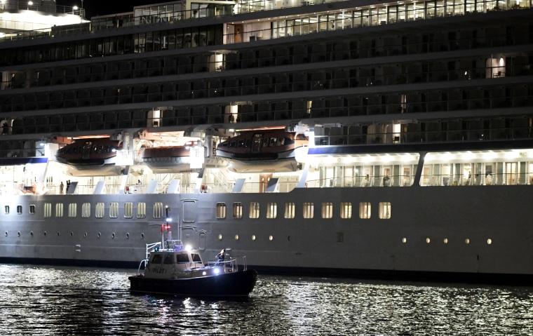 Man jumps to his death off Royal Caribbean cruise ship ...