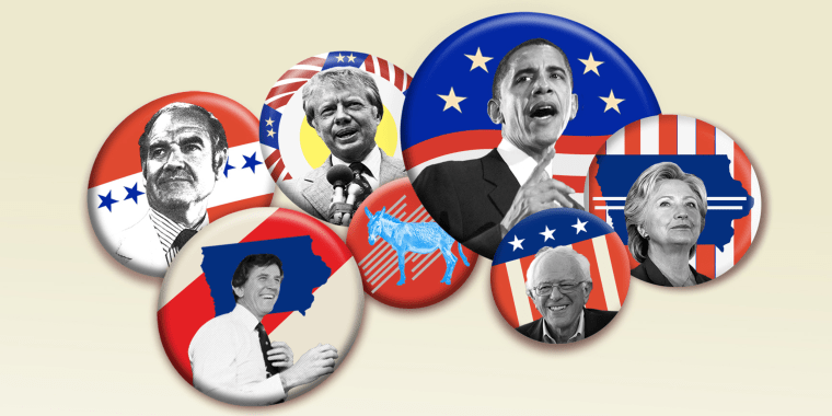 The Iowa effect: The caucuses have determined a candidate's fate in the past. 2020 could be different.