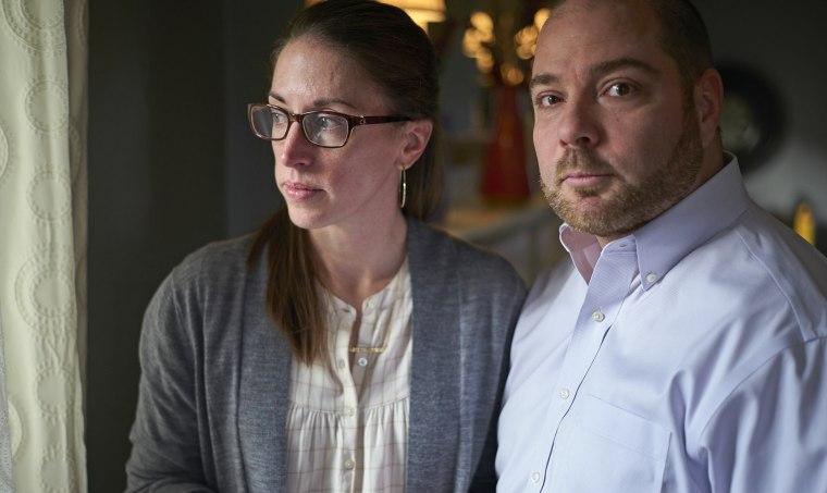 Image: Dr. John Cox and his wife, Dr. Sadie Dobrozsi