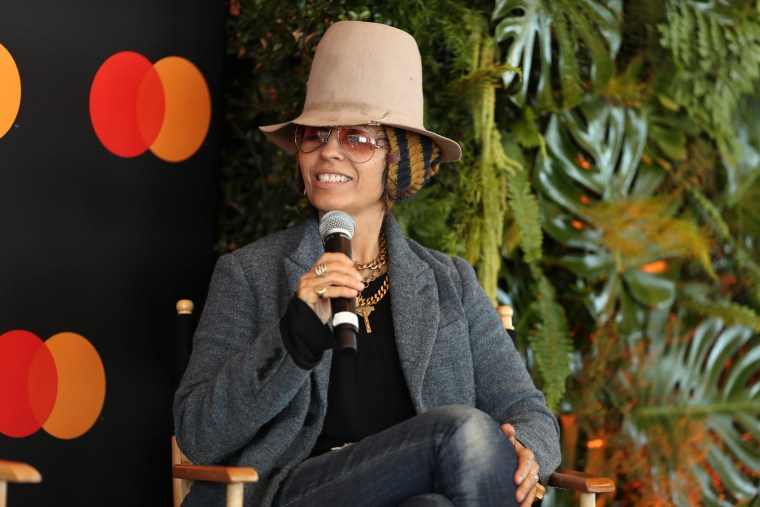 Mastercard Presents Designing a Better Music Industry for Women Event During Music's Biggest Week in West Hollywood, Calif. on Jan 23, 2020.