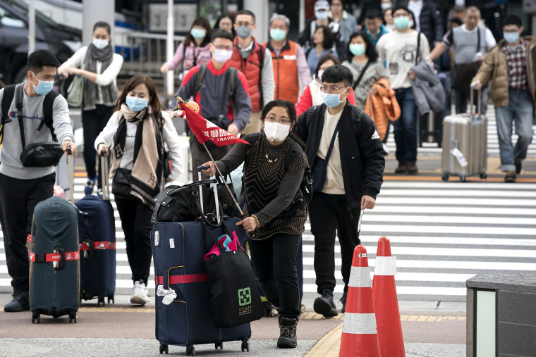 Image: China's Wuhan Coronavirus Spreads To Japan During The Lunar New Year