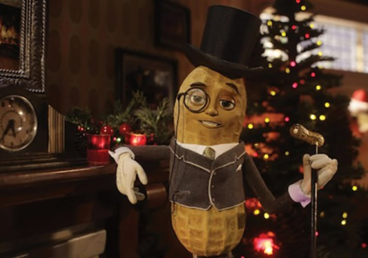 Image: Mr. Peanut