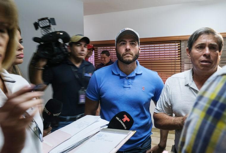 Image: Yauco Mayor Luigi Torres