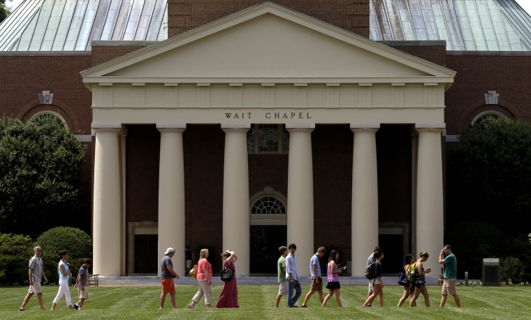 Racist, homophobic, threatening emails leave Wake Forest University on edge