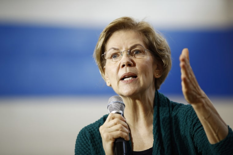 Des Moines Register endorses Elizabeth Warren
