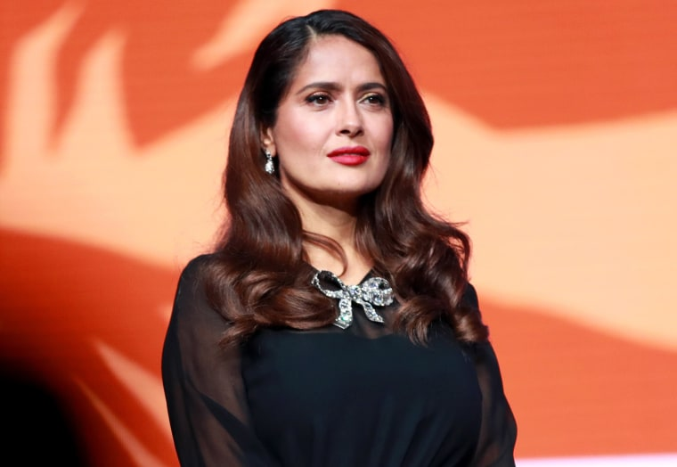 Image result for Salma Hayek new photo shoots 2020
