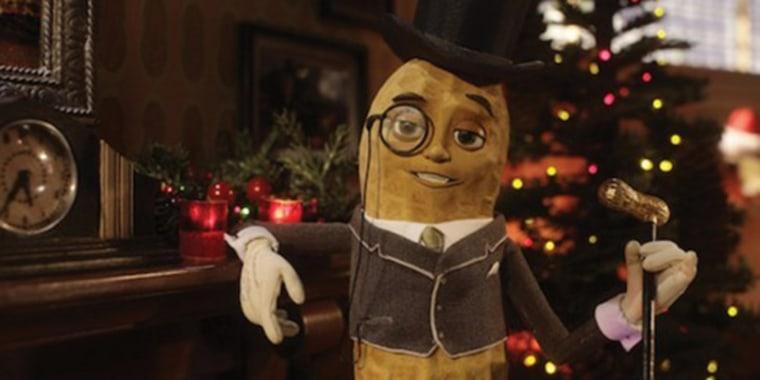 Image: Mr. Peanut