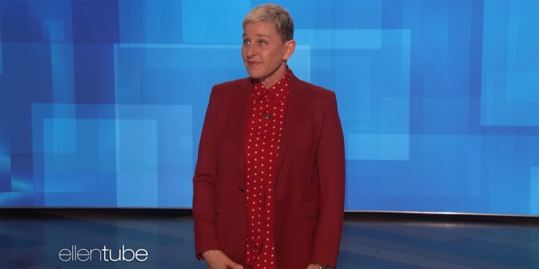 Ellen DeGeneres mourns the loss of Kobe Bryant after his tragic death in a helicopter accident on Jan. 26.