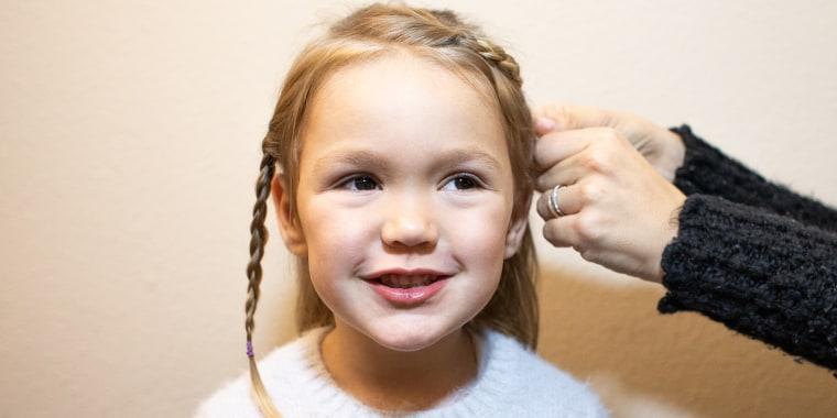 Easy braids for girls