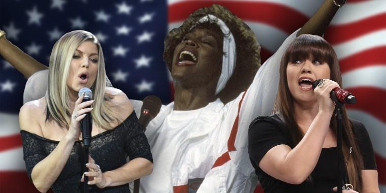 national anthem