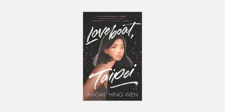"""Loveboat, Taipei,"" by Abigail Hing Wen."