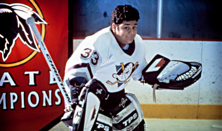 "Image: Shaun Weiss in ""D3: The Mighty Ducks,"" in 1996."