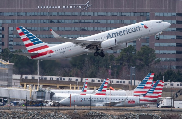 Image: American Airlines