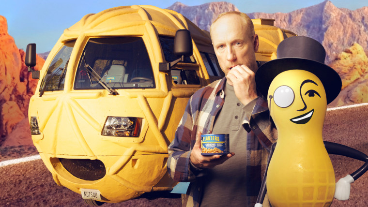 Perhaps the story of Mr. Peanut's demise will help breathe new life into the brand.