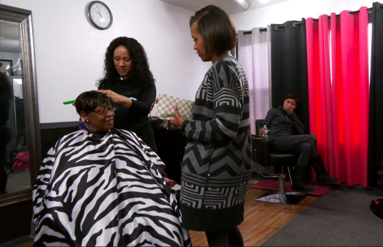Image: Tranzitions Salon & Beauty Ba