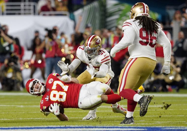 Image: Super Bowl LIV - Kansas City Chiefs v San Francisco 49ers