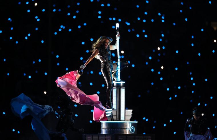 Image: Pepsi Super Bowl LIV Halftime Show