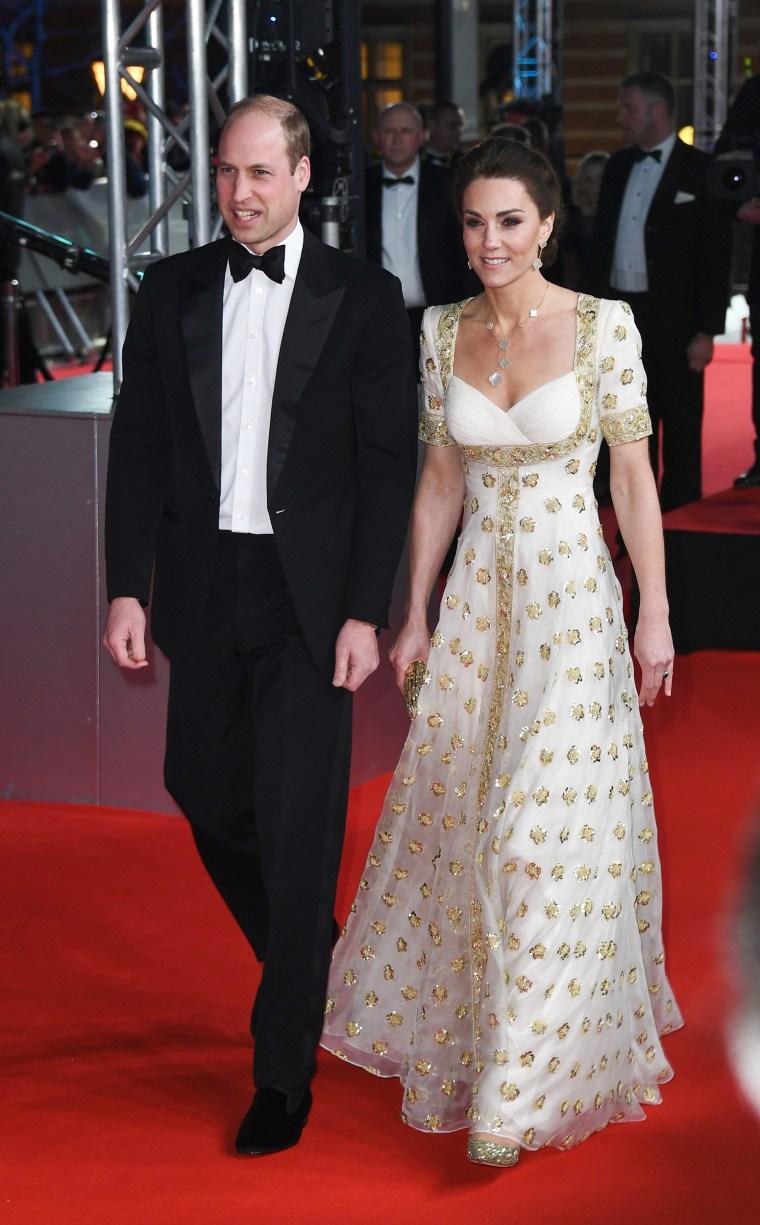 Image: EE British Academy Film Awards 2020 - Red Carpet Arrivals