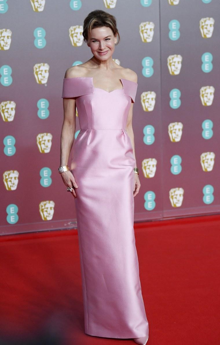 Renee Zellweger BAFTAs