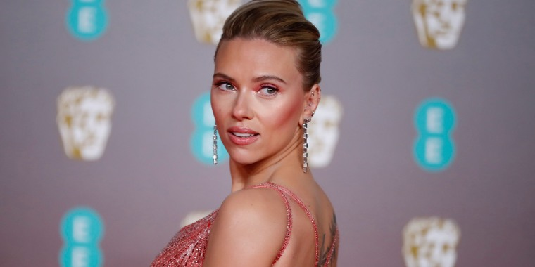 BAFTAs red carpet 2020