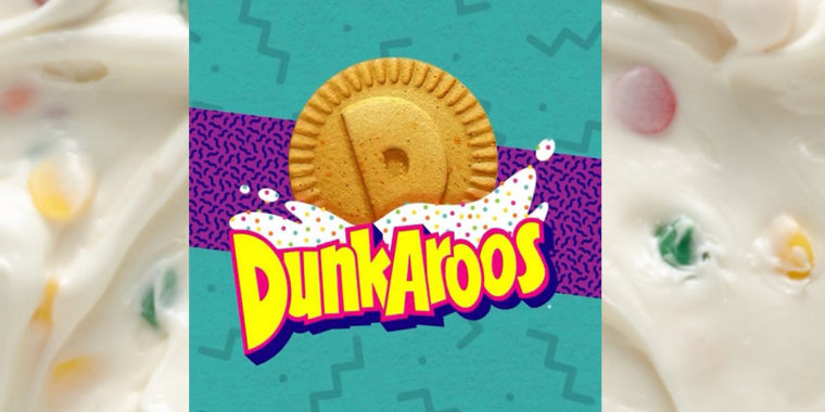 Dunkaroos are coming back to grocery stores this summer.