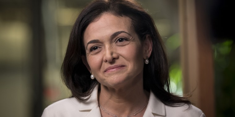 Facebook Inc. Chief Operating Officer Sheryl Sandberg Interview