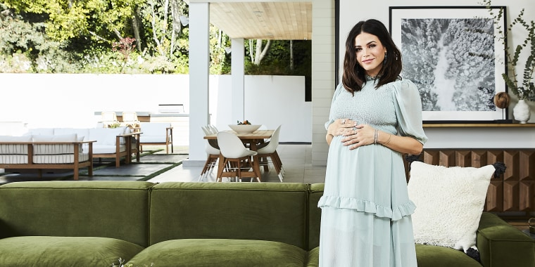 See inside Jenna Dewan's warm and modern L.A. home