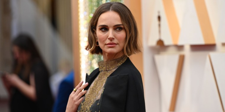Natalie Portman at 2020 Oscars