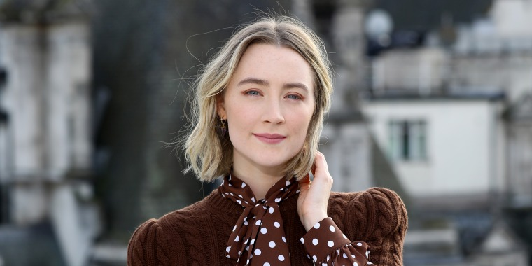 Saoirse Ronan Little Women Photocall