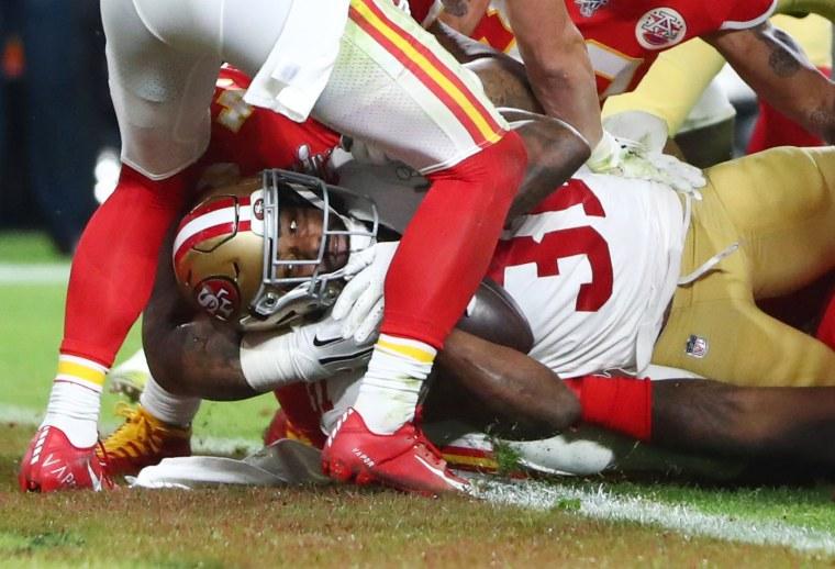 Image: NFL: Super Bowl LIV-San Francisco 49ers vs Kansas City Chiefs