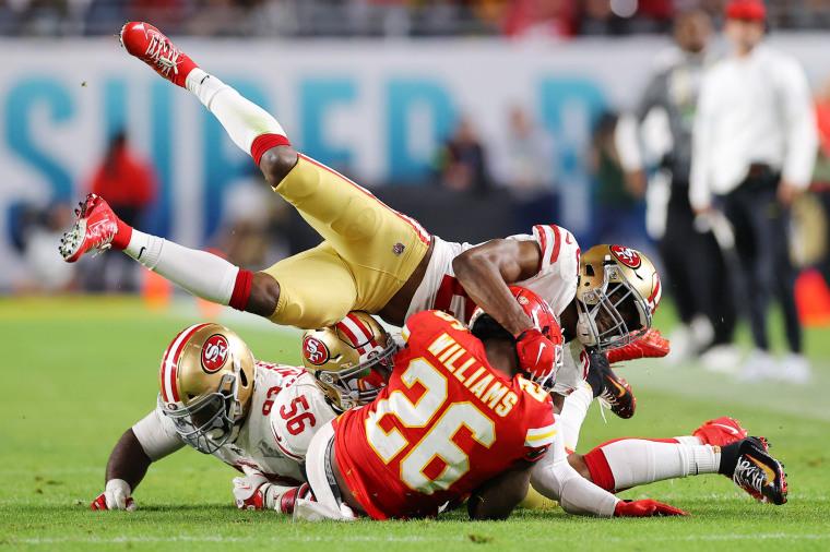 Image: Super Bowl LIV - San Francisco 49ers v Kansas City Chiefs