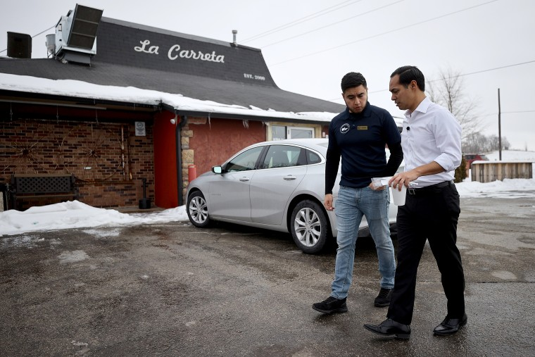 Meet the owner of a Mexican restaurant that's a destination for Iowa caucus candidates