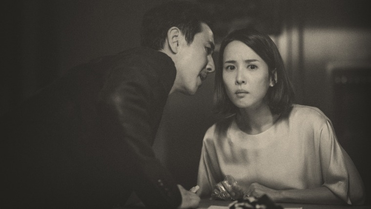 """Image: \""""Parasite,\"""" a film directed by Bong Joon-ho, is nominated for Best Picture."""