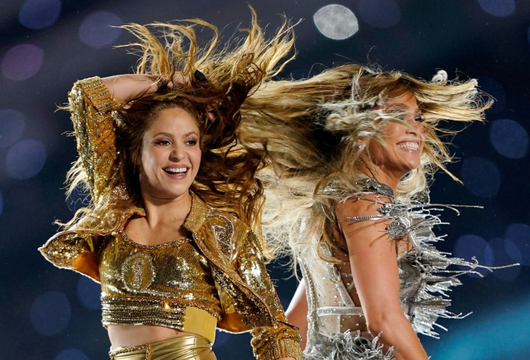 Image: Super Bowl LIV Halftime Show - Kansas City Chiefs v San Francisco 49ers