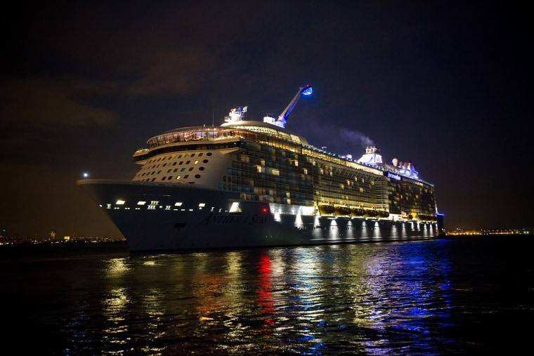 Image: Royal Caribbean Anthem Of Seas