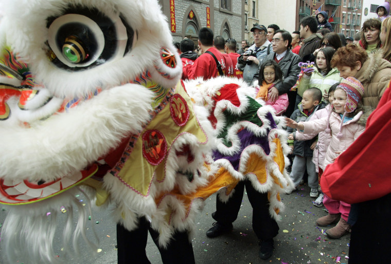 Image: CHinese New Year cleebration