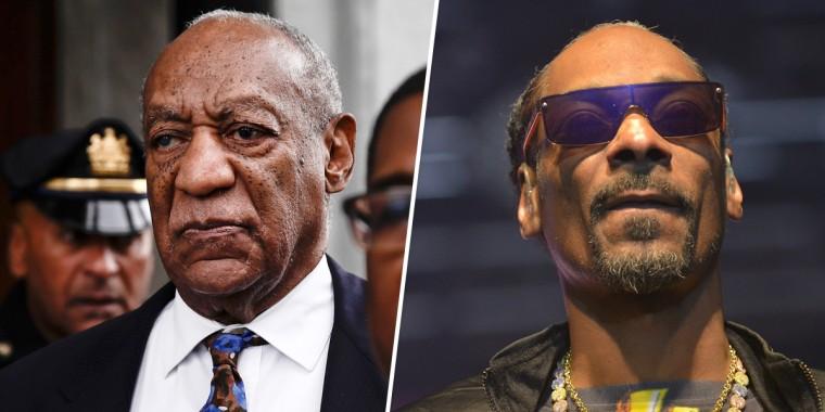 Image: Bill Cosby, Snoop Dogg