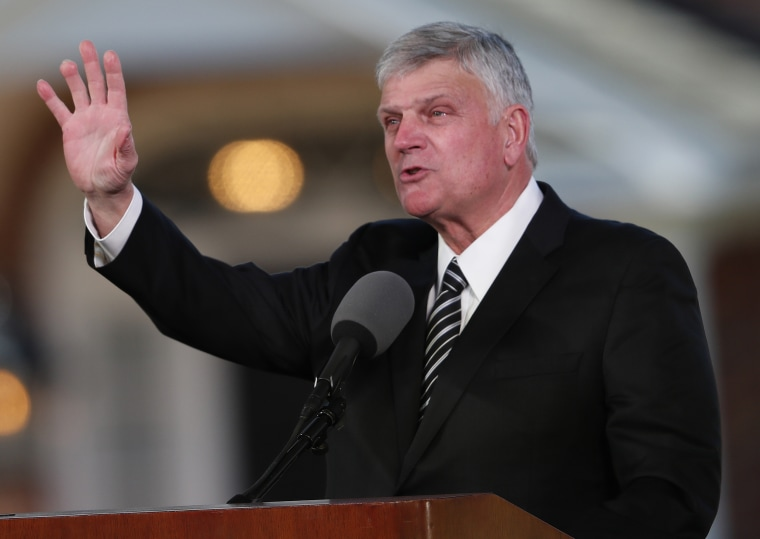 Image: Franklin Graham
