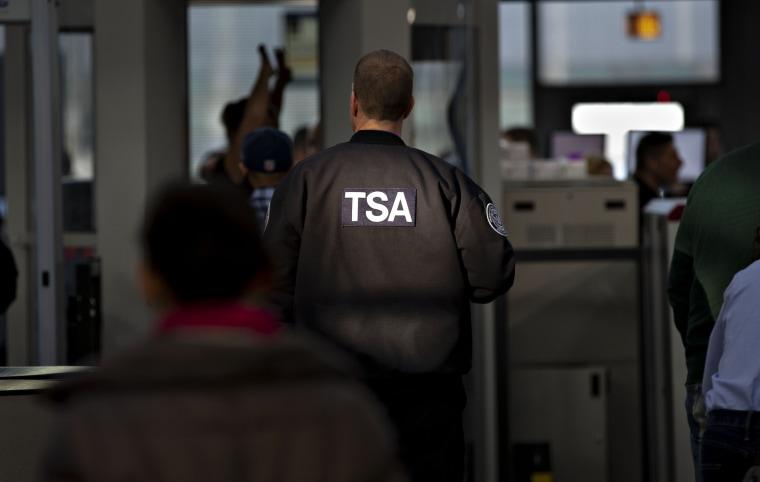 Image: TSA Agent