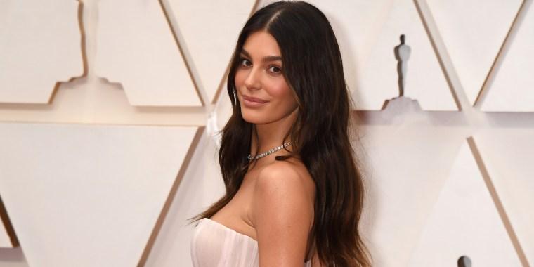 Camila Morrone Oscars 2020, Carolina Herrera