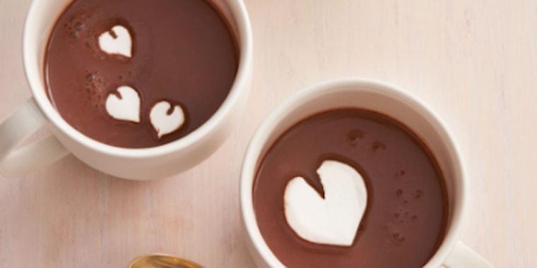 Martha Stewart's Favorite Hot Chocolate