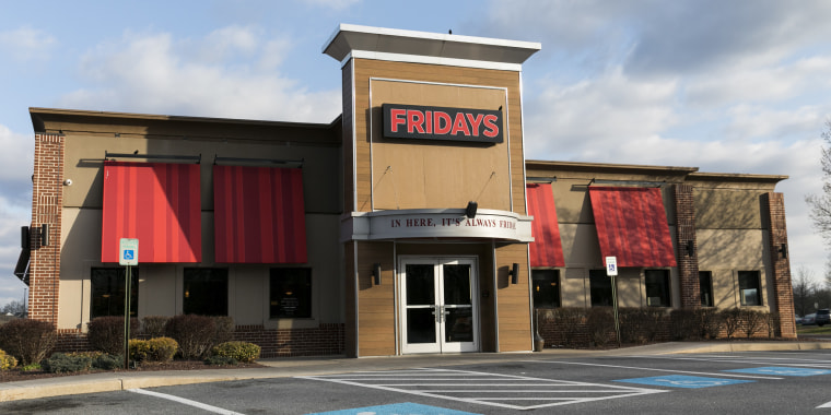 TGI Friday's currently operates 831 restaurants around the globe, 385 of which are in the U.S.