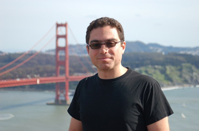Image: Handout photo of Iranian-American consultant Siamak Namazi is pictured in San Francisco