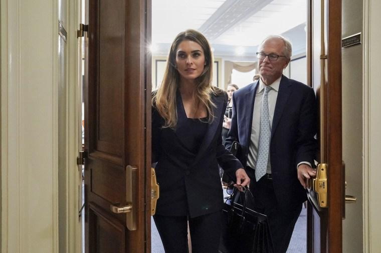 Matt Gertz The Trump-Fox News revolving door is perfect for Hope Hicks — but terrible for America