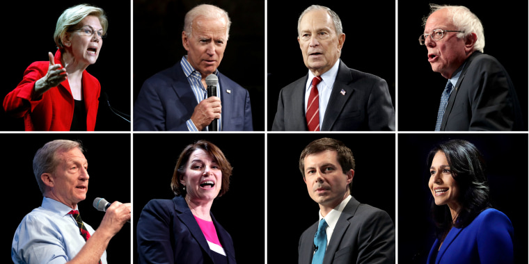 Democratic presidential candidates participated in a historic Twitter town hall focused on the Asian American and Pacific Islander issues on Thursday.