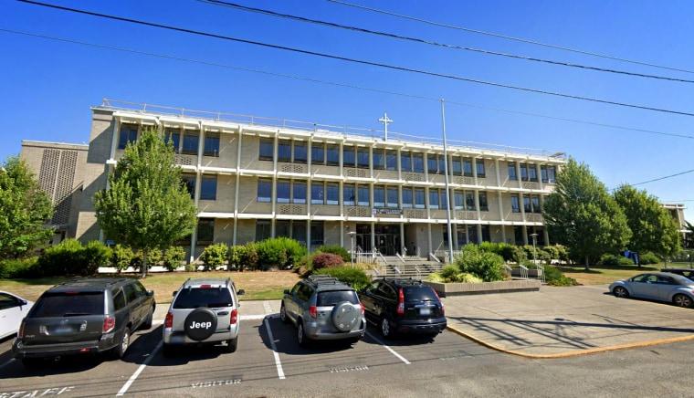 Image: Kennedy Catholic High School in Burien, Wash.