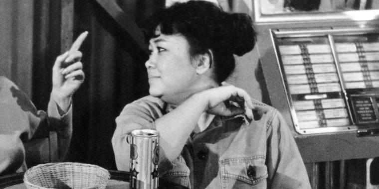 MASH (aka M*A*S*H), from left: Loretta Swit, Kellye Nakahara, 1972-83. TM and Copyright (C)20th Centur