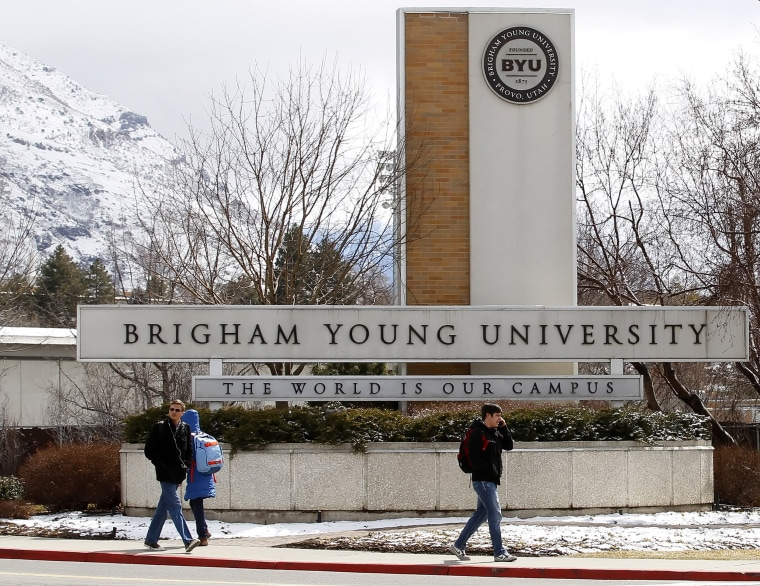 Image: Brigham Young University
